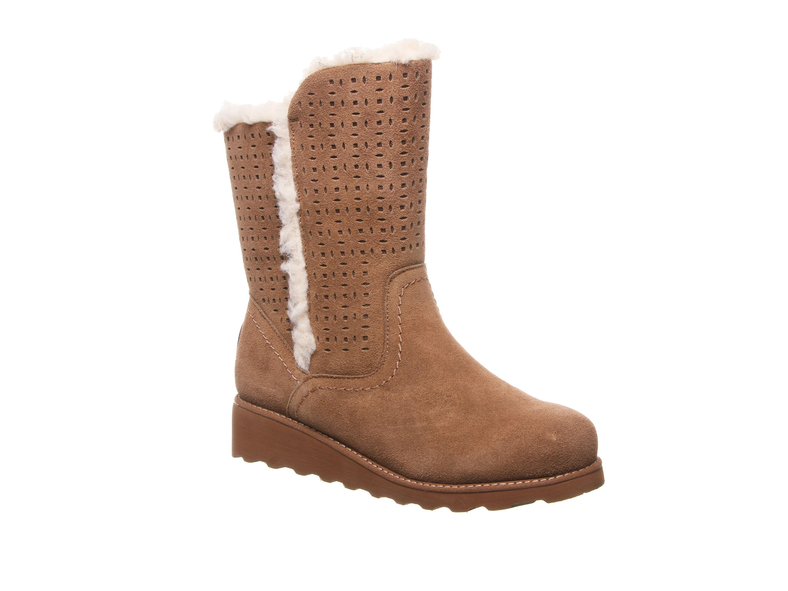 BEARPAW LILLIAN MARRON