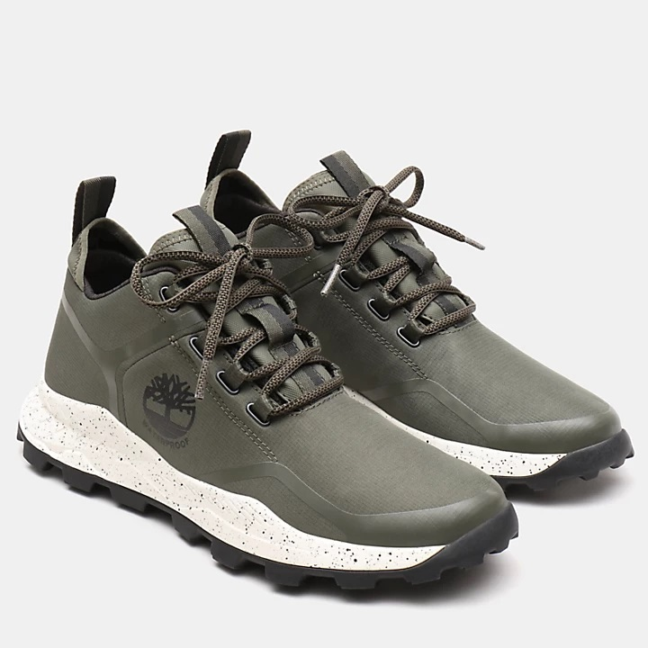 TIMBERLAND OXFORD BROOKLYN VERDE