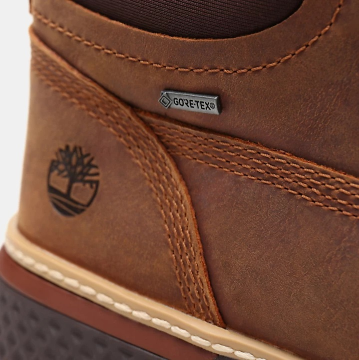TIMBERLAND CROSS MARK CAMEL